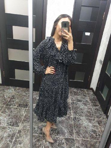 размер 44 48 в Кыргызстан: Платье от Zara размер 44-48