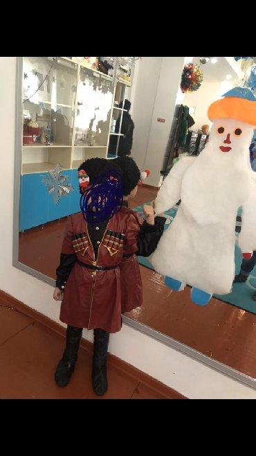 детский костюм для мальчика в Кыргызстан: Продаю новогодний костюм Грузина для Лезгинки. Лезгинка. Сдаю на