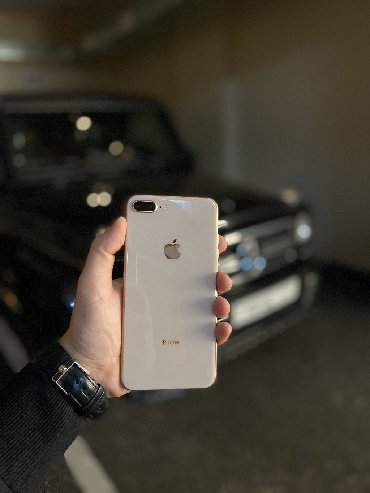 Iphone 8plus 64gb yaxsi veziyetde