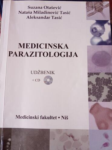 Medicinska parazitologijaAutori su profesori medicinskog fakulteta u