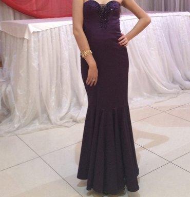 Платья - Баетов: Продаю платье силуэта рыбки, привезено с америки, фирма bebe, вверх
