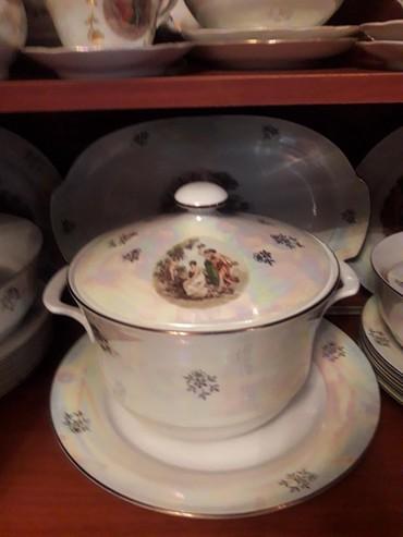 шкаф для посуды в Кыргызстан: Сервиз немецкий столовый 18 предметов