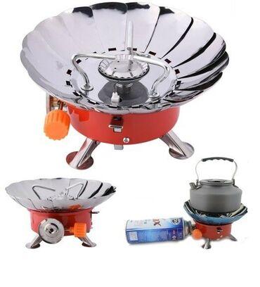 газовые котлы тансу отзывы в Кыргызстан: Газовая Портативная Плита-Для дачи -Кемпинга -Пикника -Рыбалки