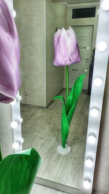 объявления о работе бишкек в Кыргызстан: Светильник Тюльпан, высота 1.70 смТакже смотрите другие мои работы в