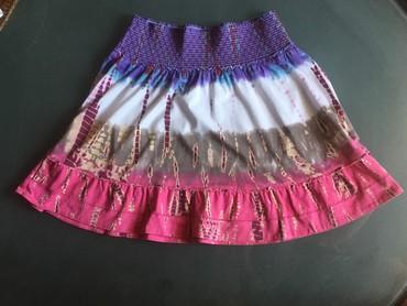 Suknja sl - Srbija: Original Esprit letnja suknja. Sjajna letnja suknja, brend esprit
