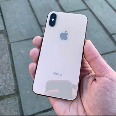 aifon 6 64 gb в Кыргызстан: Б/У iPhone Xs 64 ГБ Золотой