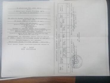 Torpaq - Xudat: Torpaq sahələrinin satışı 8 sot Tikinti, Mülkiyyətçi