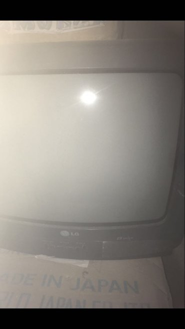 Bakı şəhərində Ishleish televizor LG firmaisdir boyukdur ekrani