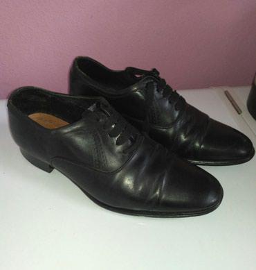 Кожаные классические туфли 40 размер, в в Бишкек