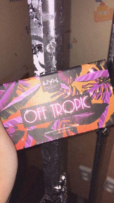 """Продаю палетку от Nyx """"Off tropic"""""""