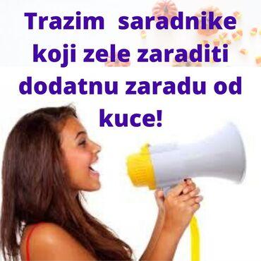 Dajem posao - Mladenovac: LEGALAN POSAO BEZ RIZIKA registruj se sada https://bit.ly/2JA9TBA