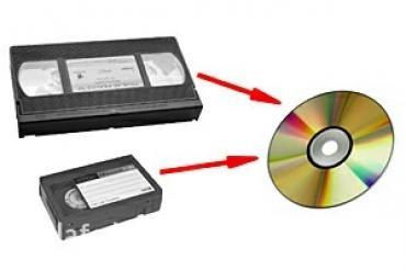 Оцифровка - Запись с кассет на диск оптовым клиентам имеются скидки в Бишкек