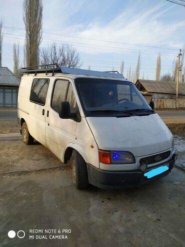Болгарка бу - Кыргызстан: Ford Transit 2.5 л. 2000