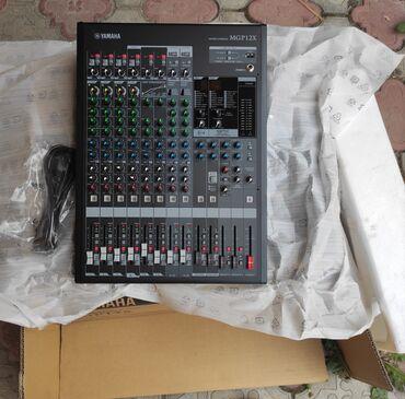 wifi приемник для телевизора в Кыргызстан: Микшерный пульт yamaha mgp12x новый в упаковке