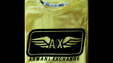 Armani exchange  majica decija. Uvoz iz australije,novo snizeno,raspro - Novi Sad