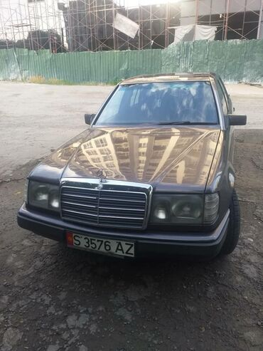 двигатель мерседес 124 2 3 бензин в Кыргызстан: Mercedes-Benz 200 2 л. 1992 | 190000 км