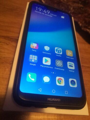 Bunda od pravog krzna - Varvarin: Huawei p20lite Telefon bukvalno kao nov nema ni jednog traga od korisc