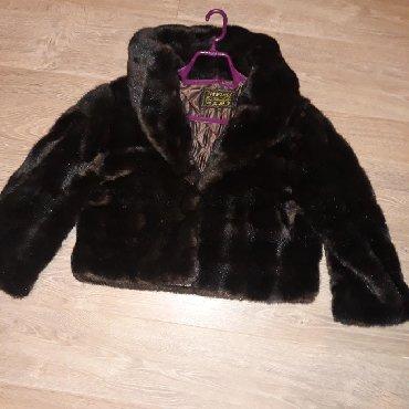 Krzneni kaputi | Stara Pazova: Kratka bundice,rukavi 3/4 braon boja. Idealna uz elegantne haljinice