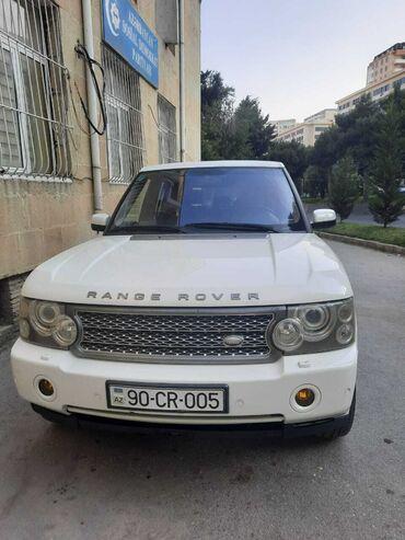 Land Rover - Azərbaycan: Land Rover Range Rover 4.2 l. 2006 | 183000 km