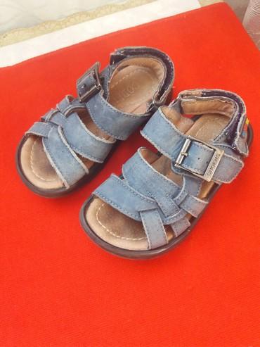 Детская обувь в Кыргызстан: Сандали детские фирмы Совёнок. размер 25