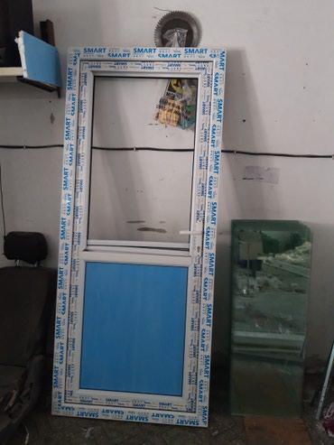 Пластиковые окна дверь на закас в Бишкек