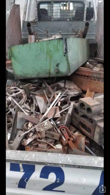 Куплю черный метал скупка метал приом метала в Бишкек