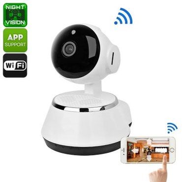 Bakı şəhərində Ip online camera 360 ve 170 panaroma audio sound video goruntu +sd
