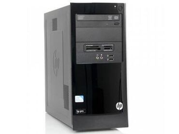 hp 1010 в Кыргызстан: Системный блок HP Pro 3330 MT (CPU Intel Pentium G640-2.8GHz/2GB