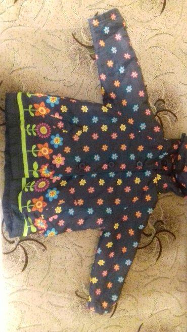 Курточка утепленная на девочку 1.5 - 3 лет. в Бишкек