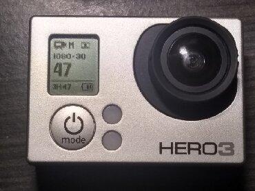 Hitno!!Gopro hero 3 silver edition original u odlicnom stanju