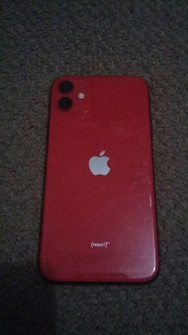 Б/У IPhone 11 64 ГБ Красный