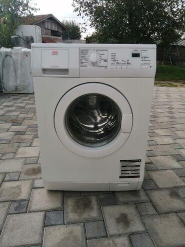 Bubnjevi - Srbija: Frontalno Automatska Mašina za pranje AEG 6 kg
