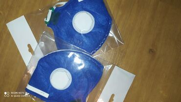 Tibbi carpayi satilir - Azərbaycan: Tibbi maska