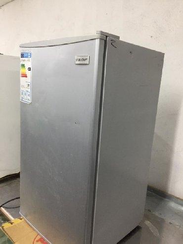 б у кухни в Кыргызстан: Б/у Однокамерный Серебристый холодильник Саратов