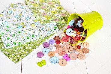 выкройки подушек игрушек в Кыргызстан: Куски тканей на заплатки,пошив наволочек для маленьких подушек СССР,пу