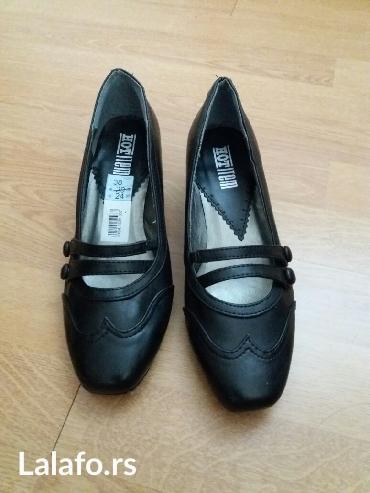 Nove kozne cipele broj 38, jako udobne