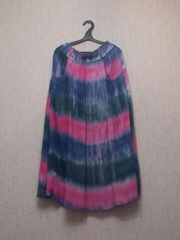 Продаю юбку. В отличном состоянии. Размер 48-50. в Бишкек