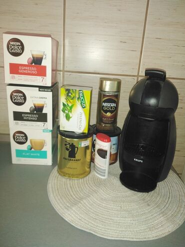 Dolce Gusto picolo aparat za espreso kafu, koriscena, ispravan, super