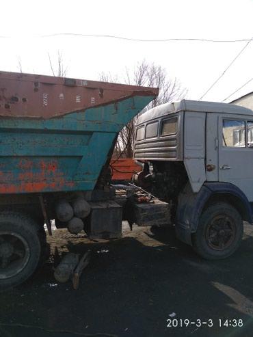 Грузоперевозки 2 КАМАЗа самосвалов. в Каракол