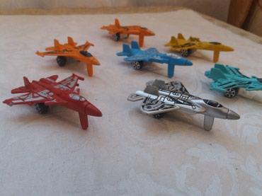 Самолётики игрушечные в Novopokrovka