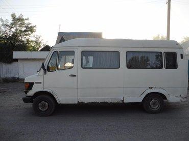 продаю мерседес 208 д -  1988 г в Кара-Балта