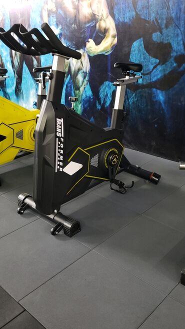 Велотренажёр новый в коробке, професиональный вес 70 кг. 32000 сом