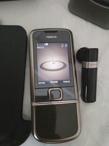 Bakı şəhərində Nokia 8800 carbon