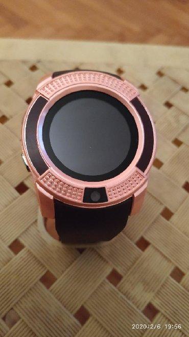 bentley mulsanne 675 v8 - Azərbaycan: Smart watch V8 Sim kart dəstəkləyir, zəng etmək mümkündür. Mesaj