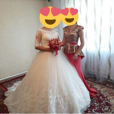 русалка в Кыргызстан: Продам красное платье русалка, одевала один раз продам за 1500 или на
