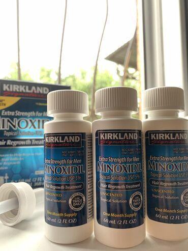 средство от клопов бишкек in Кыргызстан | УХОД ЗА ТЕЛОМ: Minoxidil 5% 100% оригинальный minoxidil из сшаминоксидил - первое