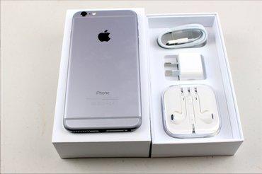 Iphone 6+/128 space gray состояние отличное в Бишкек