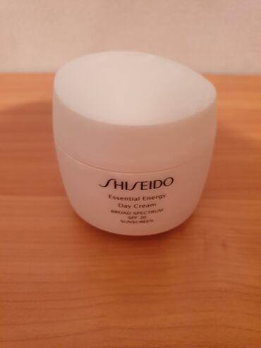 """Крем для лица """" Shiseido""""spf 20, объем 50мл, новый"""