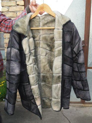 Krzneni kaputi - Ruski Krstur: Zimska jakna,veoma je kvalitetna,nošena je par puta i veoma je očuvana