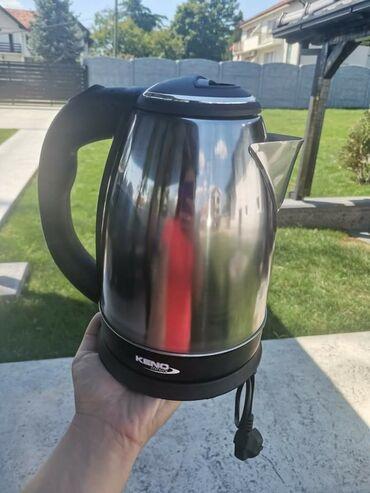 Ostali kućni aparati - Velika Plana: Kuvalo za vodu KenoKapacitet 1,8 litaraSnaga 1800 WGrejac nije u
